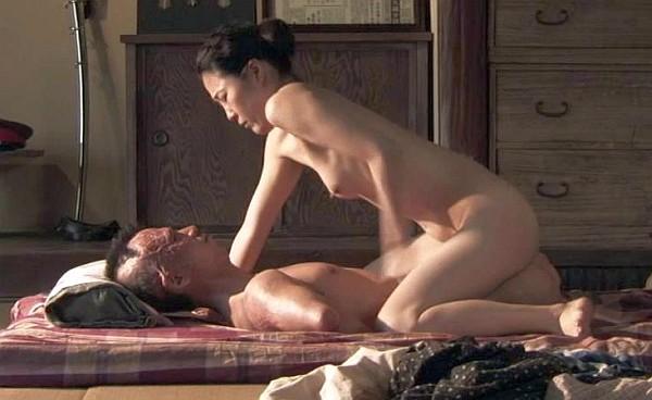 Shinobu Terajima Nude